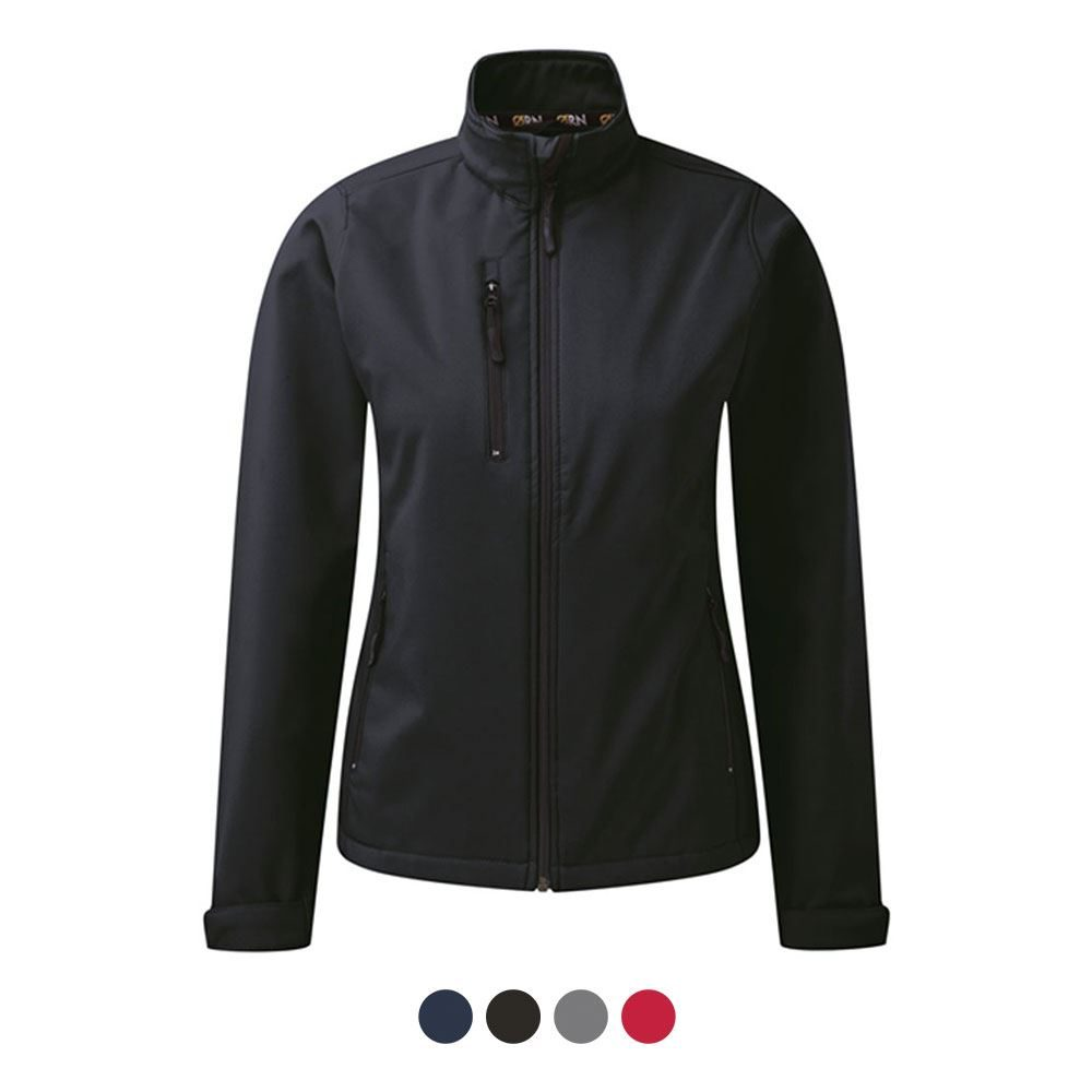 Orn Tern Women's Softshell Jacket - 320gsm