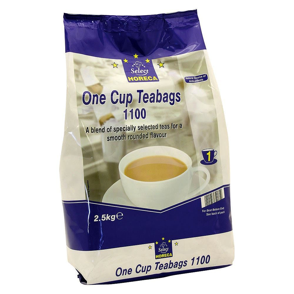 One Cup Tea - Catering Pack - 1100 Tea Bags
