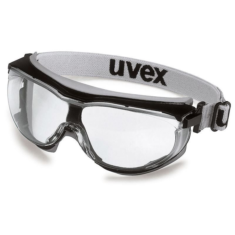 Uvex Carbonvision Safety Goggles - Clear Lens