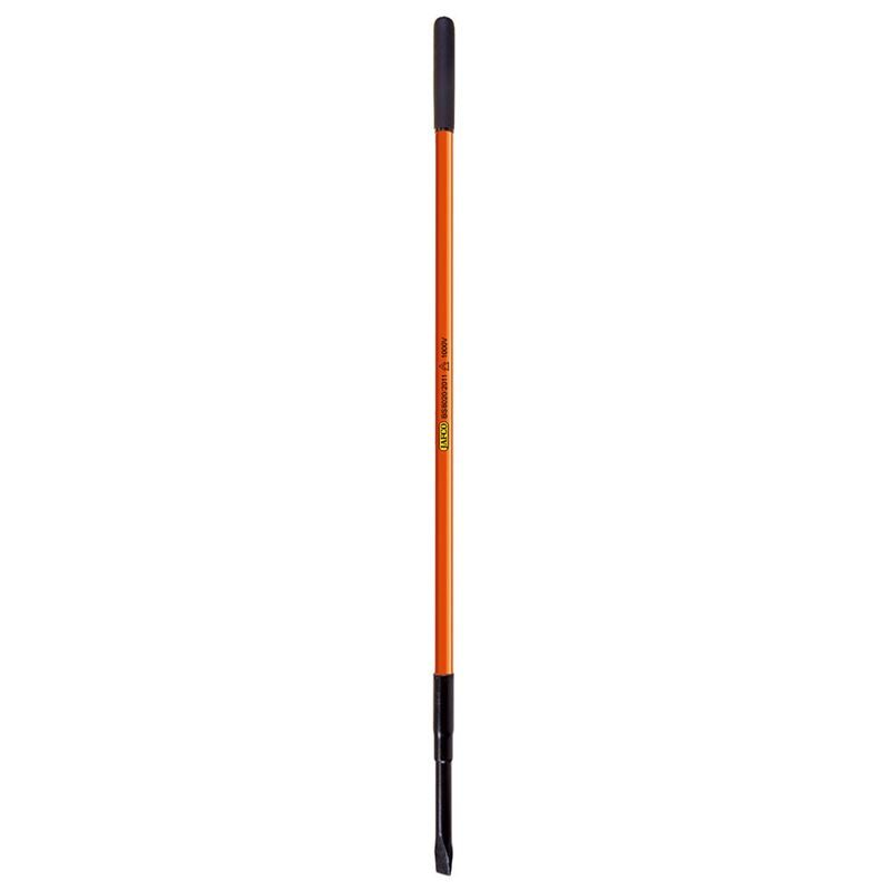 Jafco BS8020 Insulated Chisel and Blunt Crowbar - 5ft