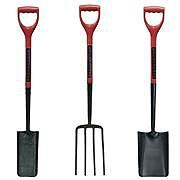 Polyfibre Shovels and Forks